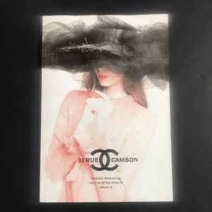CHANEL 31 Rue Cambon Magazine Issue 12 Lagerfeld